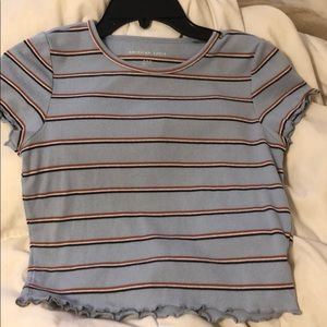 American Eagle Outfitters Tops - crew neck  t-shirt